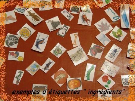 Bricolages et activites pour enfants page 66 - Fabriquer araignee pour halloween ...