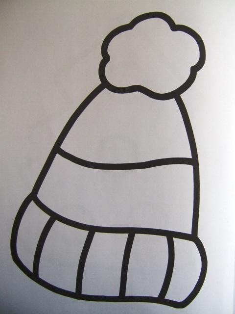 Les coloriages de pascale junker - Dessin de bonnet ...